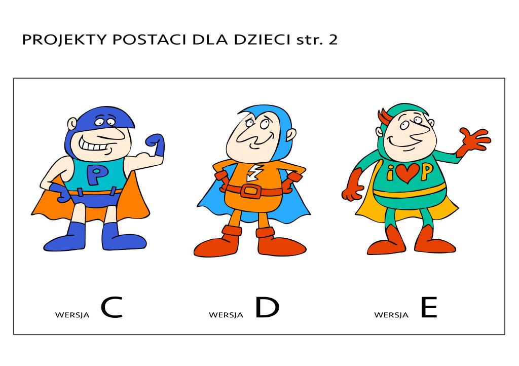 Kapitan Poznań - konkurs na postać - wersja dla dzeici